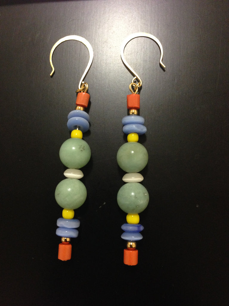 Spring Earrings - LAQUOR