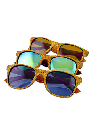 Cork Sunnies - LAQUOR - 1
