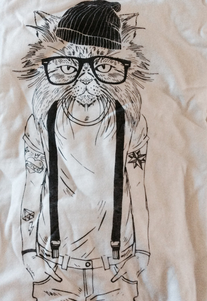 WeLove - Hipster Cat - LAQUOR
