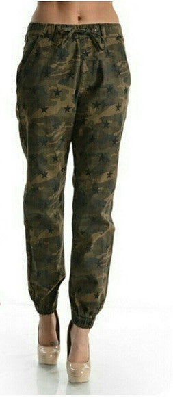 Army Joggers - LAQUOR - 1