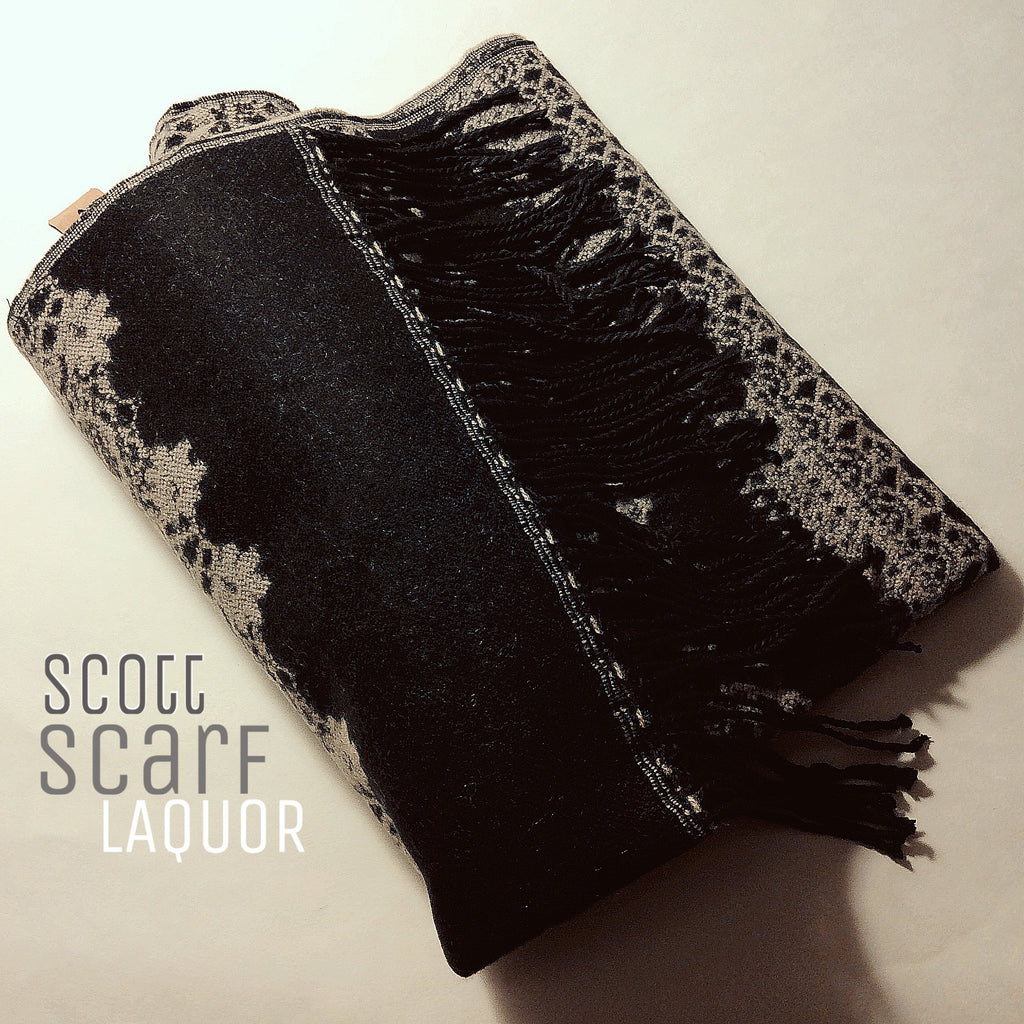 Scott Scarf - LAQUOR - 1