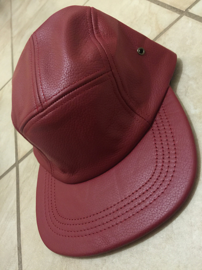 Leather Hat - LAQUOR - 1