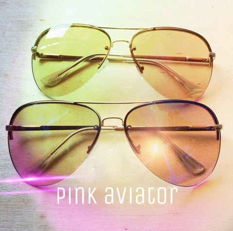 Pink Aviator - LAQUOR - 1