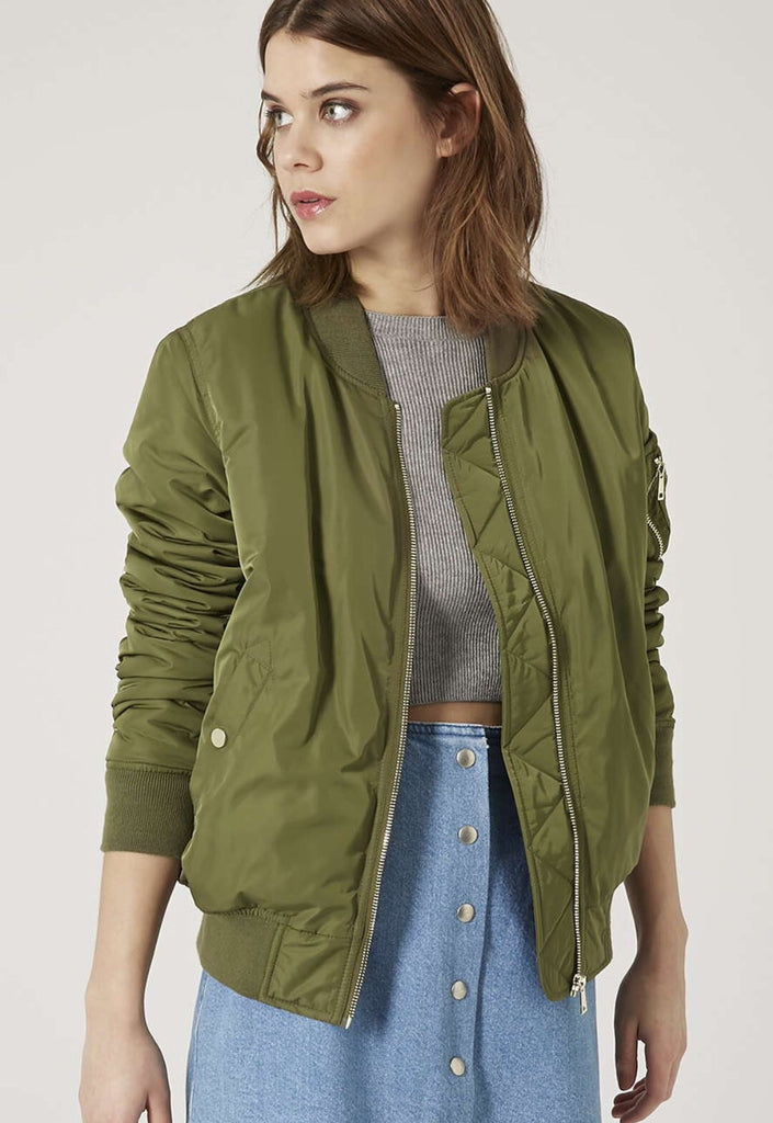 Bomber Jacket - LAQUOR - 1