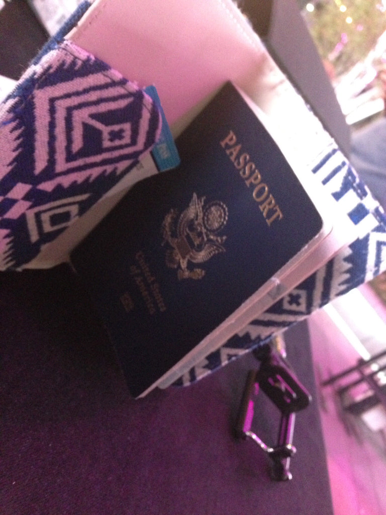 Passport Cover - LAQUOR - 1