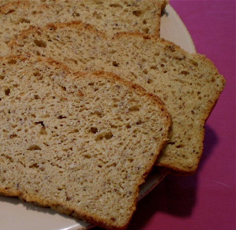 Brown Rice Millet Bread