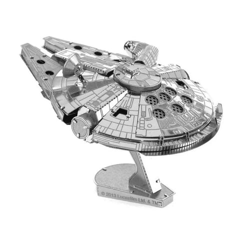 Star Wars Metal Earth Millennium Falcon Mini Rompecabezas 3d