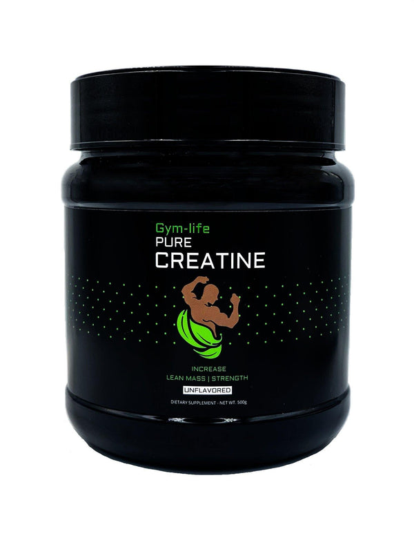 Pure Creatine - Gym-life