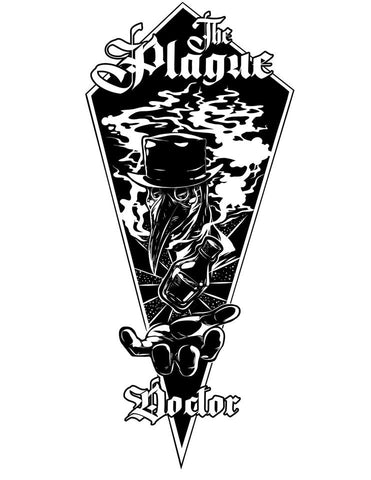 (PREORDER) The Plague Doctor by Deathwish Modz