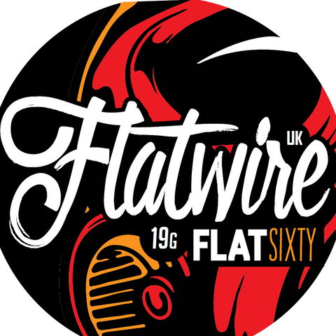 10′ Flat Sixty (HW6015) Roll by Flatwire UK
