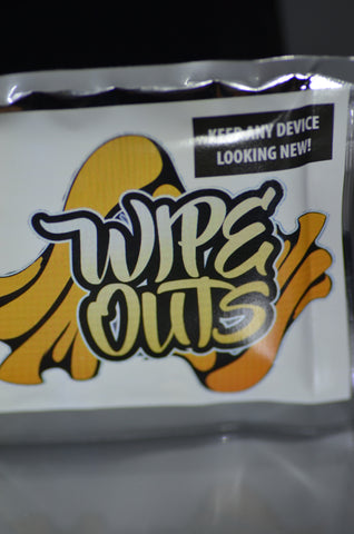 WIPEOUTS – POLISHING CLOTHS by HDNE