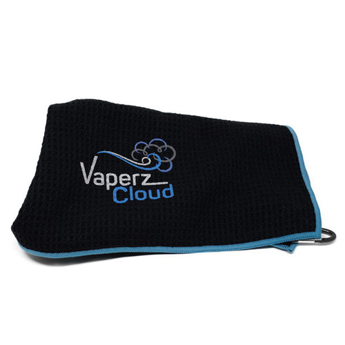 Vaperz Cloud Golf Towel