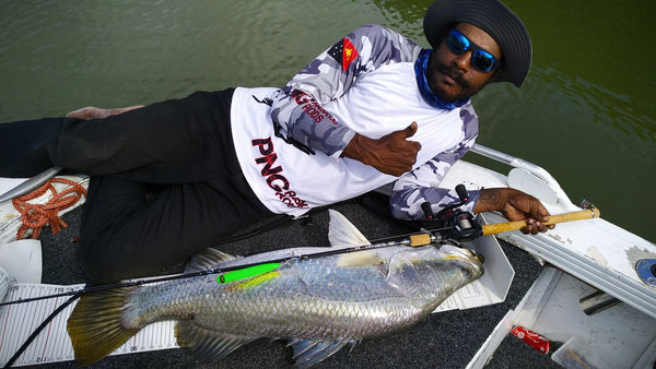 PNG Raskol Rods - Catch Any Fish in The World