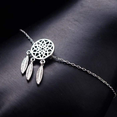 Bracciale 925 Dream catcher