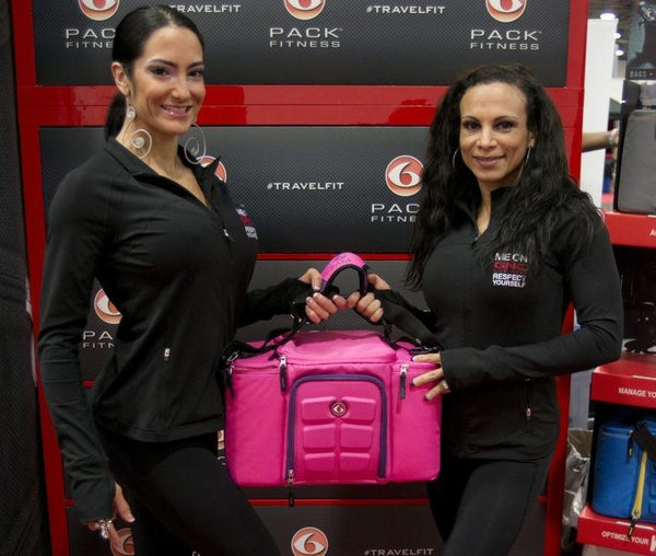 Female Fitness Models and IFBB Pros Take On Travel and Meal Prep