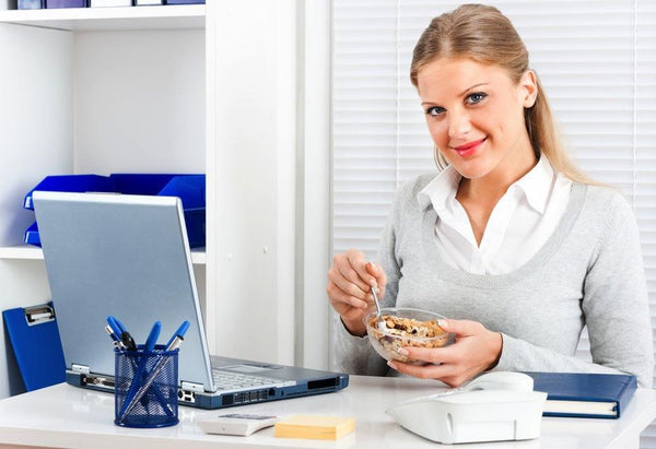 Planning Ahead With Healthy Office Snacks