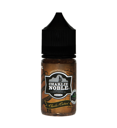 Charlie Noble Hemp Extract - Charlie's Custard