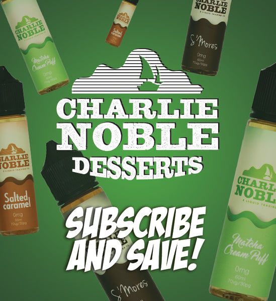 Charlie Noble Dessert Subscription