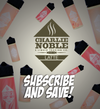 Charlie Noble Latte Subscription