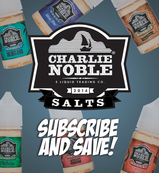 Charlie Noble Salts Subscription