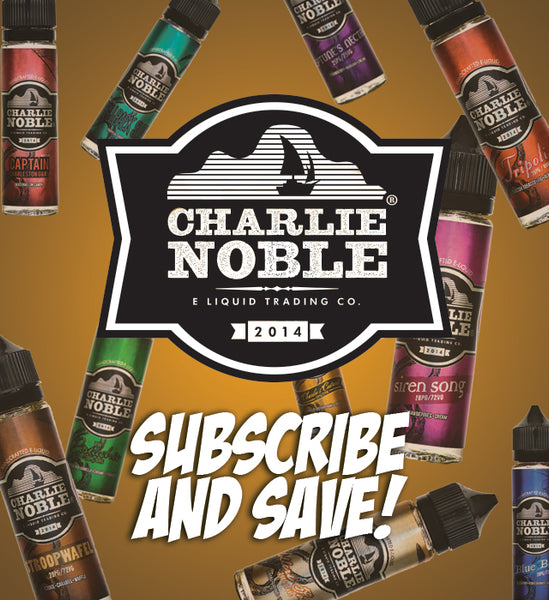 Charlie Noble Subscription