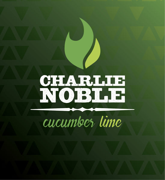 Charlie Noble Lime - Cucumber Lime 3mg 30ml