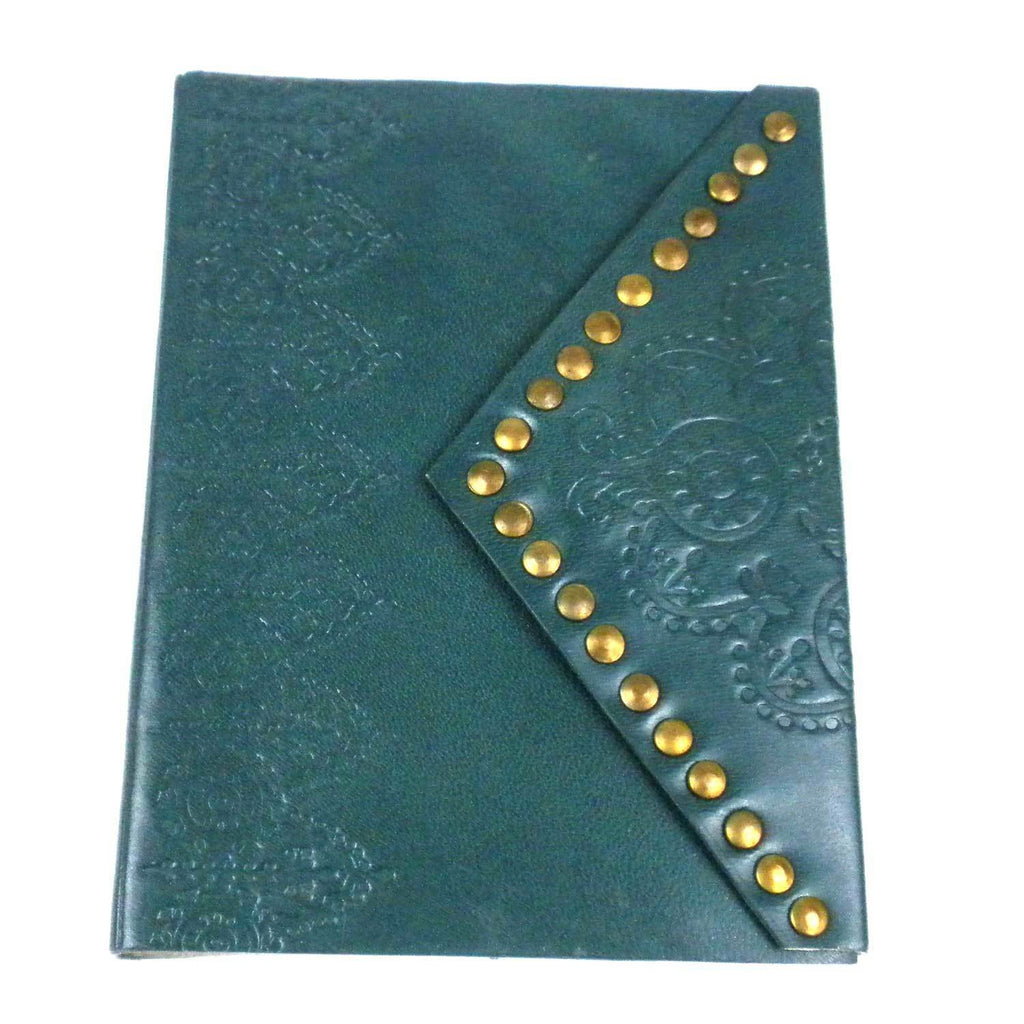 Nailhead Journal - Cyan - India