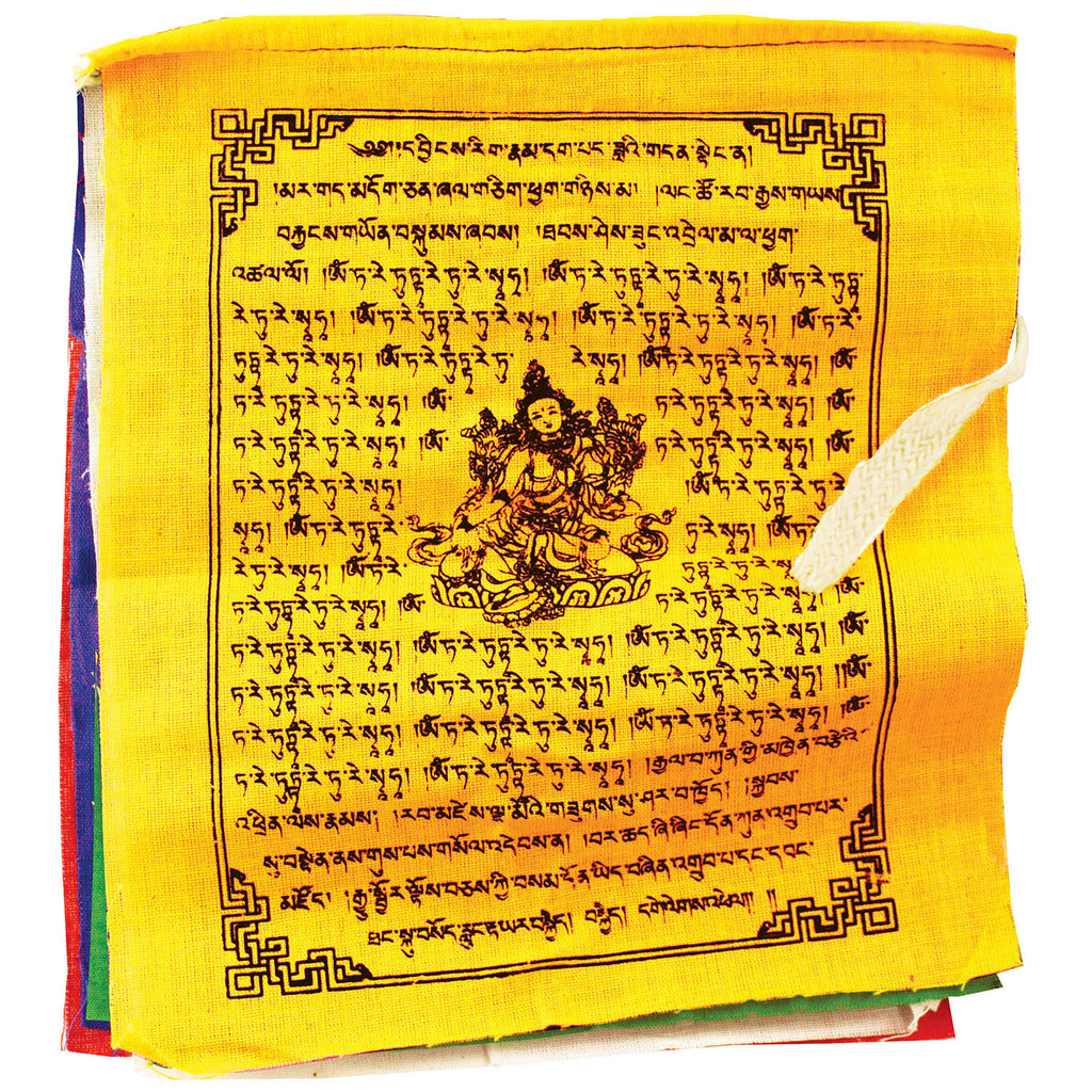 Prayer Flag TNP Tara, Small - India
