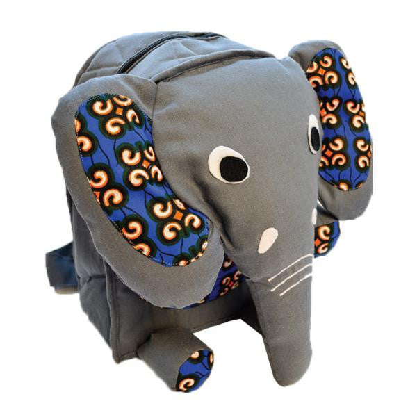 Elephant Backpack - Kenya