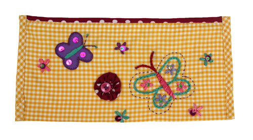 Butterfly Pencil Case - India