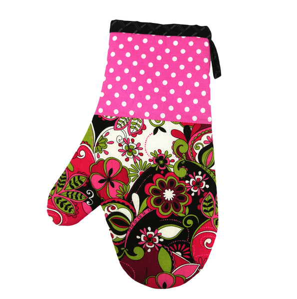 Claudine Oven Mitt Set of 2 - Haiti