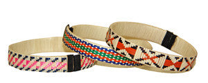 Cana Flecha Colored Small Cuff - Colombia