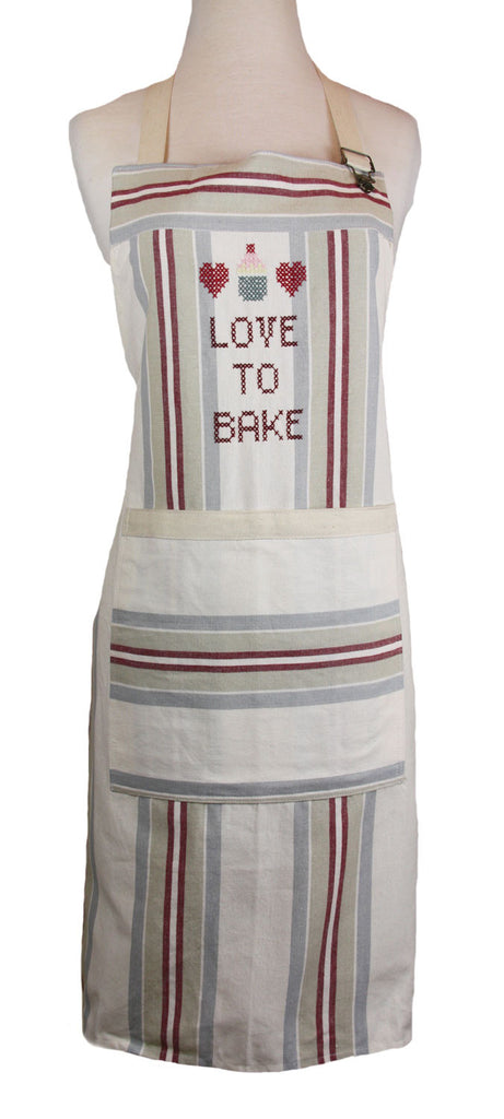 Love to Bake Apron - India