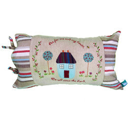 My House Pillow Cover - India