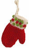 Alpaca Christmas Tradition Ornament Set, 8 pieces - Peru