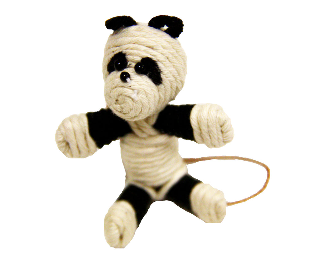 Panda Ornament - Colombia - Global Handmade Hope