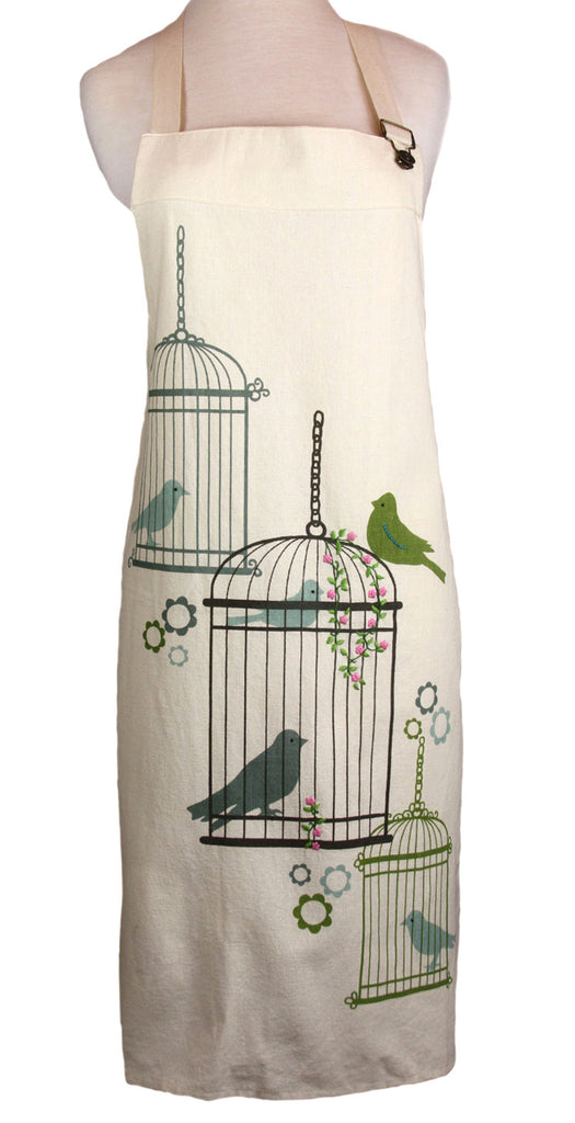 Sweet Birds Apron - India
