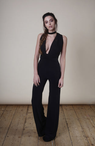 Donna Jumpsuit Multiway - Black