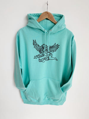 So Cool Peppermint Hoodie
