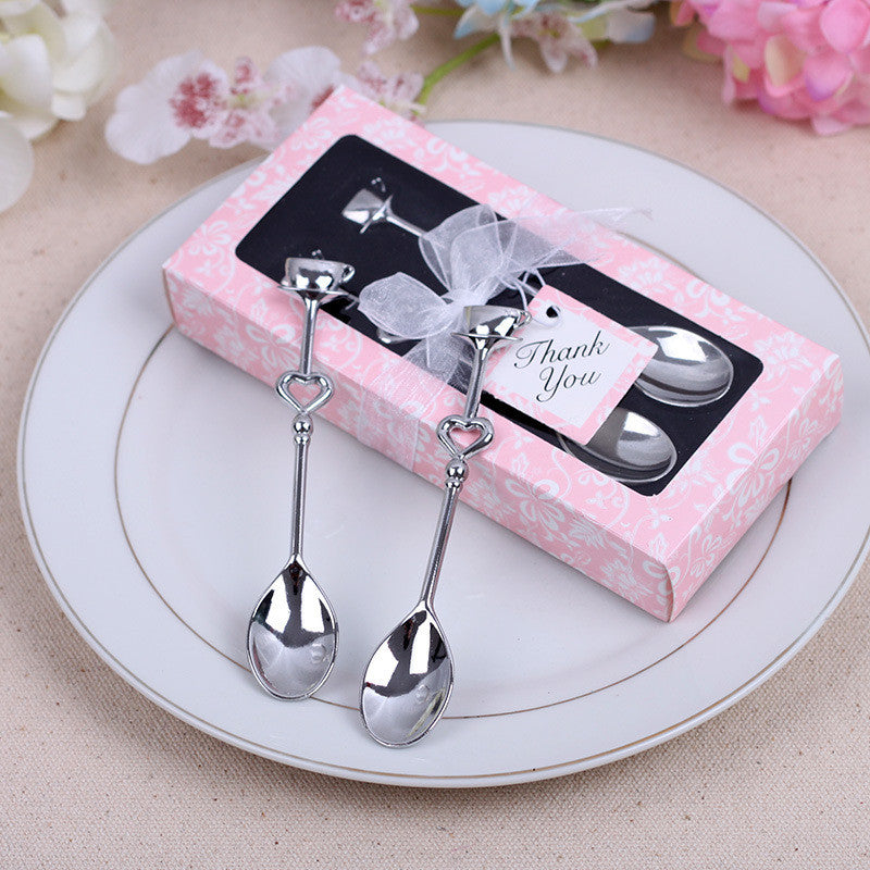 Tea Coffee Spoon Gift Favours