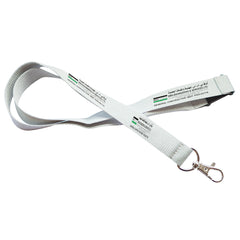 Plastic Rigid ID Card Badge Holder & ID Neck Lanyard Customised Corporate