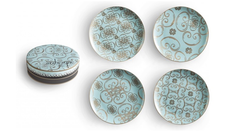 Authentic Rosanna  Arabesque Plates