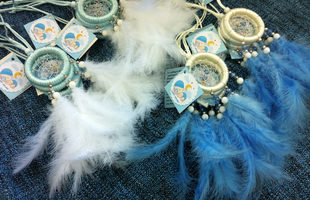 Customised Dream Catcher Favors
