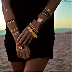 Authentic Nikki Flash Tattoos
