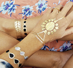 Authentic Zahra Flash Tattoos