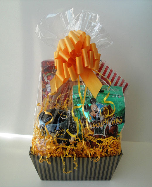 Royal Mickey Gift Basket