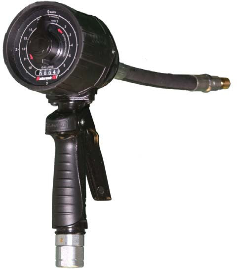MECHANICAL REGISTRY METER CONTROL HANDLE