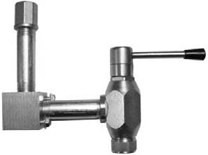 Spigot Straight Stem for Oil Bars (Control Handles Oil Dispensing Equipment) 4200-012