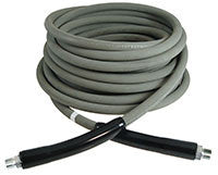 HOSE A PRESSION 50FT GREY COVER WP TWO BRAID 129G-06MLM50