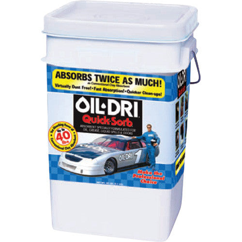 ABSORBANT OIL-DRI QUICK SORB